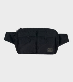Porter Waist Bag Black - dr. Adams
