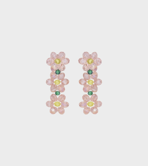 Stine Goya - Tiscar Earrings Rose