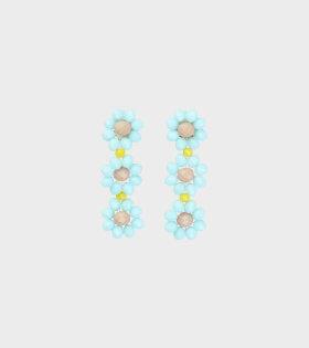Stine Goya Tiscar Earrings Candy Blue - dr. Adams