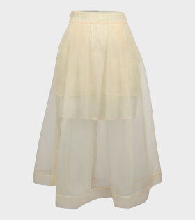 Sashenka Skirt Pastel Yellow