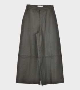 Mamu Pant Leather Green