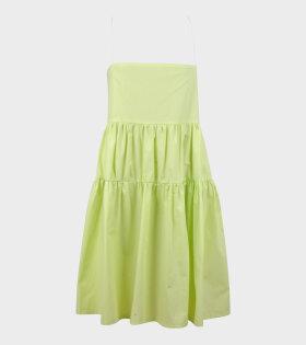 Anya Dress Lime Green
