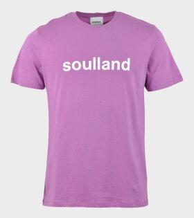 Chuck T-shirt Purple