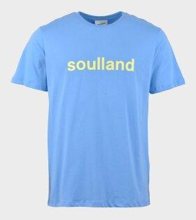 Chuck T-Shirt Blue