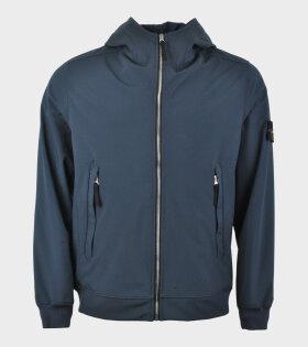 Light Soft Shell-R Jacket Blue
