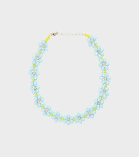 Stine Goya Illianna Necklace Blue - dr. Adams
