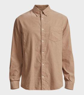 Levon Shirt Beige