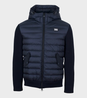 Burberry Tolson Jacket Navy - dr. Adams