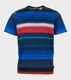 Mens Reg Fit SS T-Shirt Multicolor