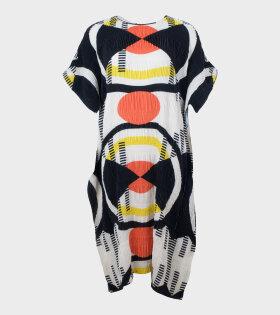 Henrik Vibskov No. 3 Dress HV Print Multicolor - dr. Adams