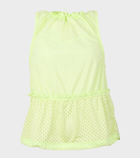 Adidas By Stella McCartney AZ Tank Top Neon Yellow - dr. Adams