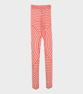 Henrik Vibskov Pool Tights Red - dr. Adams