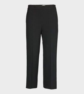Marimekko Hakku Solid Pants Black - dr. Adams