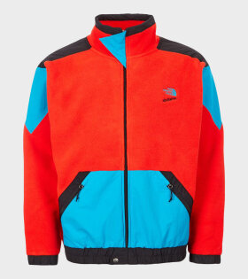 The North Face 90 Extreme Zip Jacket Red - dr. Adams