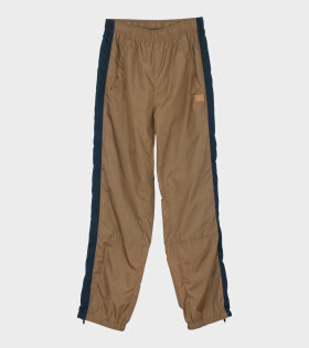 Acne Studios Phoenix Face Trousers Brown - dr. Adams