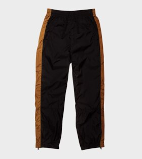 Acne Phoenix Face Track Pants Black - dr. Adams