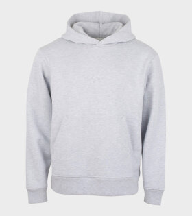 Acne Studios Forres Pink Label Sweatshirt Grey - dr. Adams