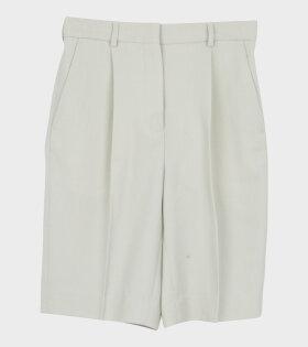 Ruthie Light Summer Shorts Green