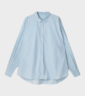 Aiayu Shirt Blue Glass - dr. Adams