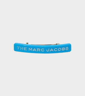 Marc Jacobs The Barrette Hairclip Blue - dr. Adams