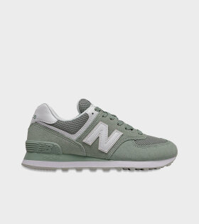 New Balance WL574OAD Green - dr. Adams
