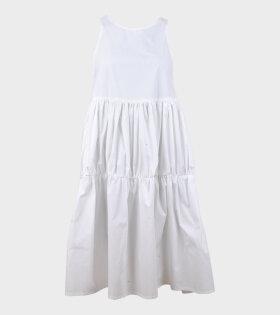 Holly Dress White