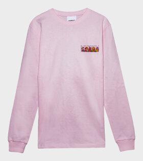 Soulland BoasLong Sleeved T-shirt Pink - dr. Adams