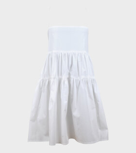 Anya Dress White