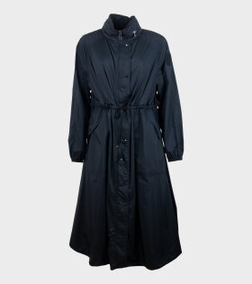Moncler LIN GIUBBOTTO Jacket Black - dr. Adams