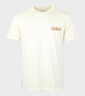 Soulland Meets Bodega T-shirt Yellow - dr. Adams