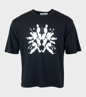 Youths In Balaclava Photochromic T-shirt Black - dr. Adams