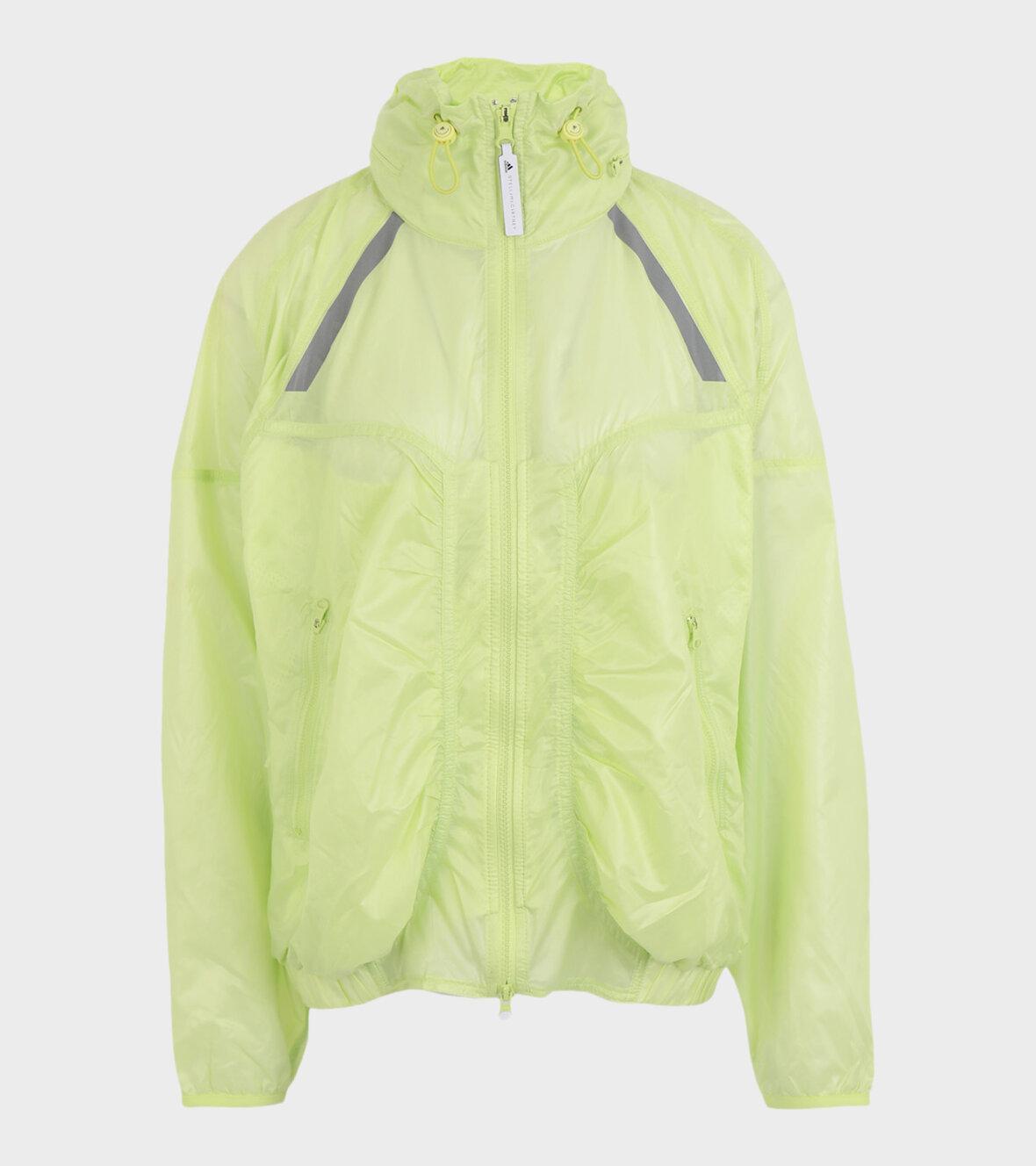 Adidas By Stella McCartney Light Jacket Neon Green dr. Adams