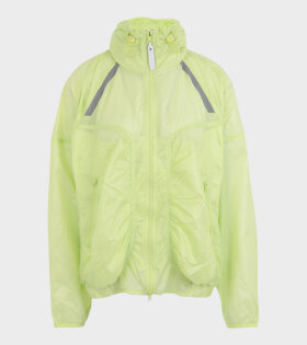 Adidas By Stella McCartney Light Jacket Neon Green - dr. Adams