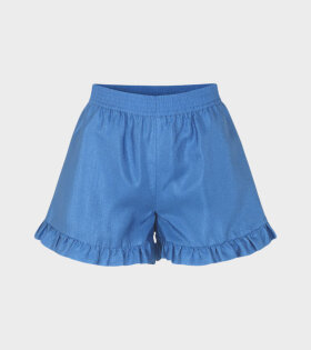 Stine Goya Joselyn Shorts Blue - dr. Adams