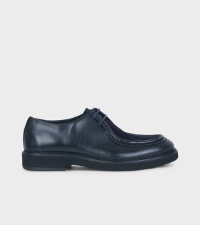 Paul Smith Neville Shoes Dark Navy - dr. Adams