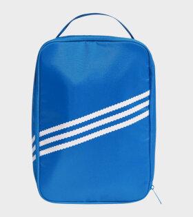 Adidas Sneaker Bag Blue - dr. Adams