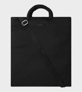 Our Legacy Pillow Tote Bag Black - dr. Adams