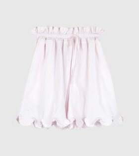 Cecilie Bahnsen Katarina Shorts Light Pink - dr. Adams