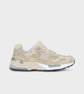 New Balance M992TN Sneakers Beige - dr. Adams