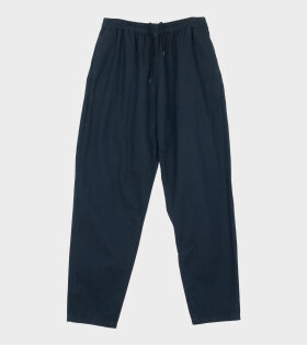 Pullover Drawstring Pants Navy - dr. Adams