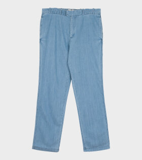 Tonsure Dave Trousers Blue - dr. Adams