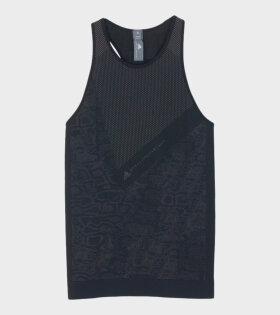 Adidas By Stella McCartney Essentials Tank Black - dr. Adams