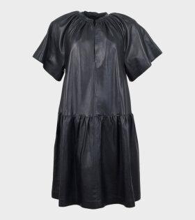 Stand Studio Kaitlyn Dress Black - dr. Adams