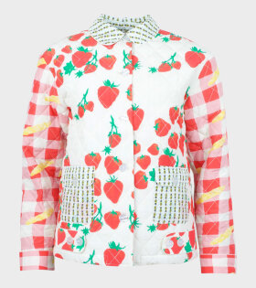Helmstedt Quilted Jacket Picnic Multicolor - dr. Adams