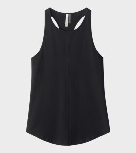 Filippa K Cotton Racer Tank Black - dr. Adams