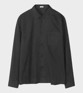 Filippa K M. Zach Overshirt Black - dr. Adams