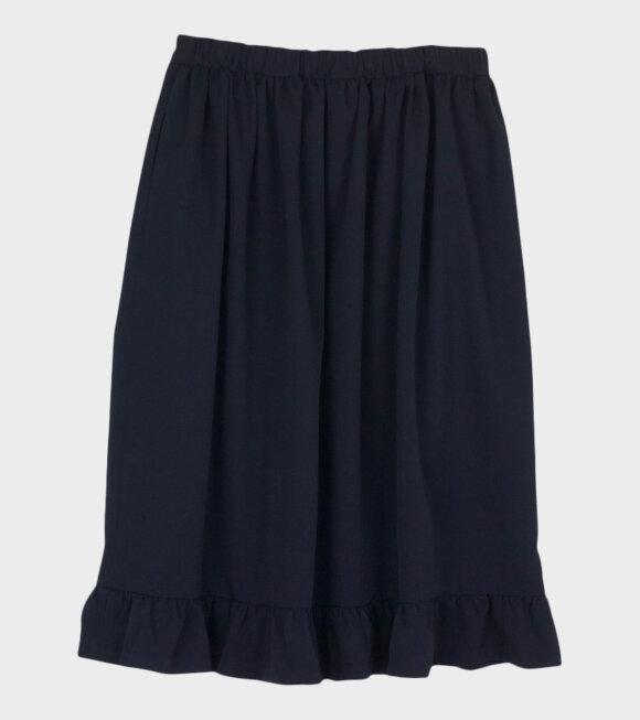 Comme des Garcons Girl - Skirt Navy