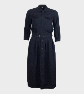 Comme des Garcons Girl NE Dress Dark Navy - dr. Adams
