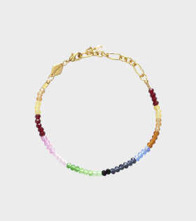 Anni Lu Chasing Rainbrows Bracelet Multicolor - dr. Adams
