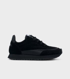 Comme des Garcons RE-K101-001 Sneakers BLACK - dr. Adams